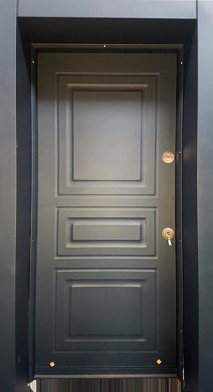 LP12-Външни-условия-цвят-Кафяв-входна-врата